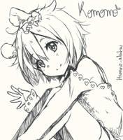 Momo momo by Hyan-Doodles