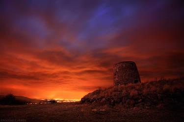 Apocalypse Tower by MaximeCourty
