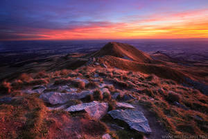 The Colors of Dusk by MaximeCourty