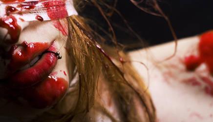 murderous frenzy by Drag0ngirl