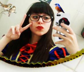 New Snow White by Lucas-Brizola