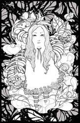 No Way Out of Wonderland by letealeaf