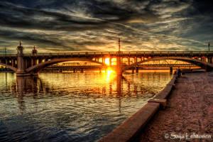 The Golden Hour by CeeThruMyEyes