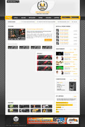 4PL Re-Design Funwork WIP by ClimaX88