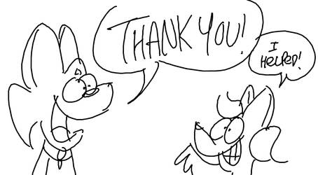 Kickstarter Over: 106% funded! by bakertoons