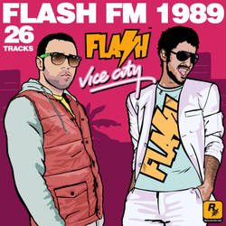 FLASH FM 1989 SOUNDTRACK by Akutou-san