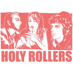 HOLY ROLLERS SOUNDTRACK PROMO by Akutou-san