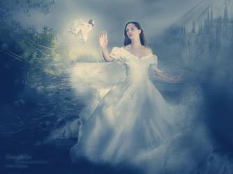Fairy Godmother by Elenaldarine