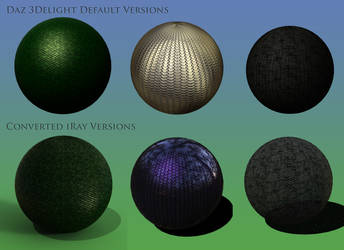 Converted-shaders by shaungsimpson