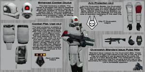 Combine Overwatch Elite technical sheet by DrJorus