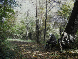 Autumn (S.T.A.L.K.E.R. cosplay) by DrJorus