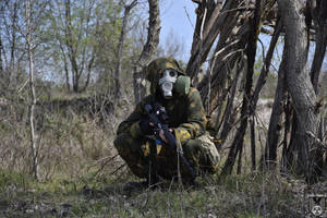 What is that? (S.T.A.L.K.E.R. cosplay) by DrJorus