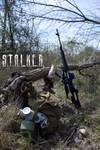 S.T.A.L.K.E.R. Wallpaper - Field Gear by DrJorus