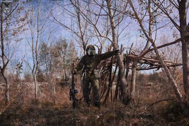 Man of the Swamps (S.T.A.L.K.E.R. Cosplay) by DrJorus