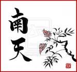 Nanten - Overcoming difficulties HAPPY HOLIDAYS! by KisaragiChiyo