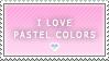 [Stamp] Pastel Colors [F2U] by AstriaArts