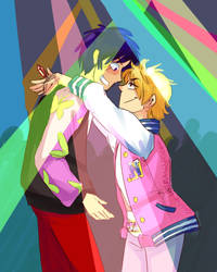 Ain't No Party Like a Reigisa Party by Sogequeen2550