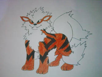 PP: Arcanine by gamoride