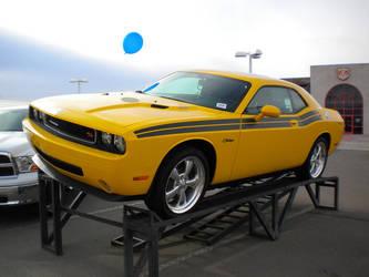 Dodge Challenger RT Classic by wastemanagementdude