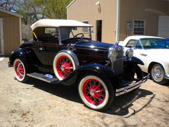 1931 Ford Model A by wastemanagementdude