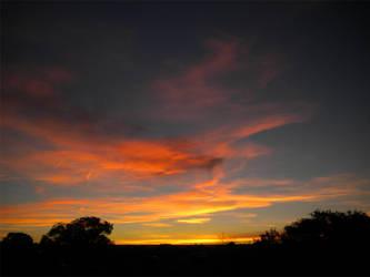 Desert Sky by wastemanagementdude