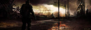 survivor speedpaint by Ben-Andrews