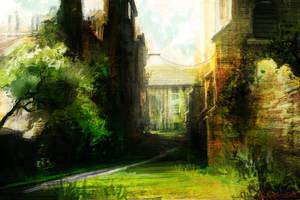 Courtyard by Ben-Andrews