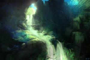 hidden_river by Ben-Andrews