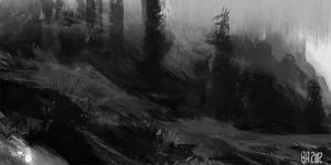 night doodles... by Ben-Andrews