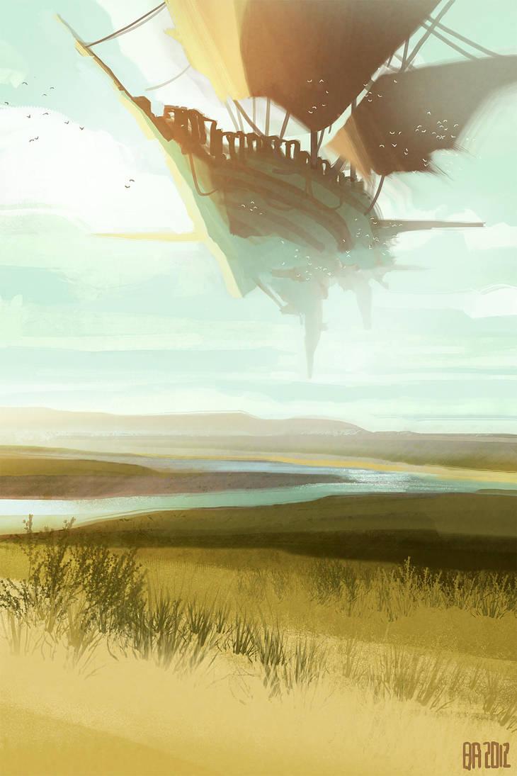coastal by Ben-Andrews