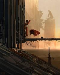 Departure by Ben-Andrews