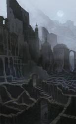 dark_ruin_1 by Ben-Andrews