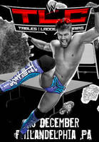 WWE TLC 2011 Poster by dawid9706