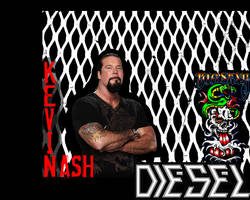 Kevin Nash by dawid9706