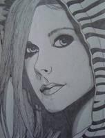 Avril Lavigne by charlieinstein