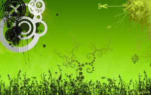 Lovely Green... by Rikurdo