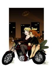 Batman - Gotham Nights by rally-ae