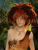 Feathergirl by art-by-Amaranth