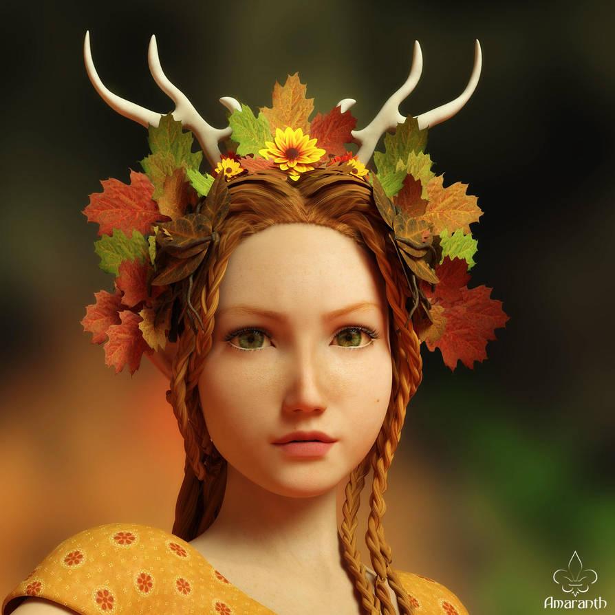 Mildred elf by art-by-Amaranth