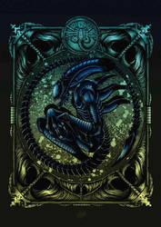 Aliens by ManuDGI