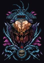Predator Fan Art by ManuDGI