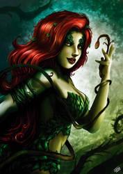 Poison Ivy by ManuDGI
