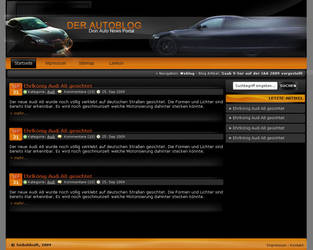 ABD - AutoBlogDesign by Lutador