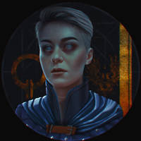 Warden Amell icon by MellHolic