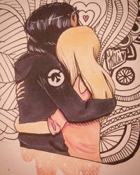 Loving Embrace by ConfuzzledCookie