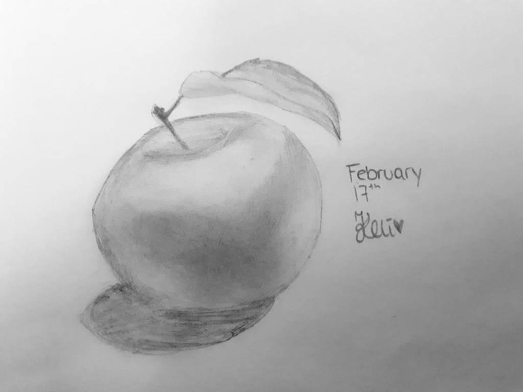 Apple by ConfuzzledCookie