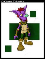 Gnome by Artful-Random