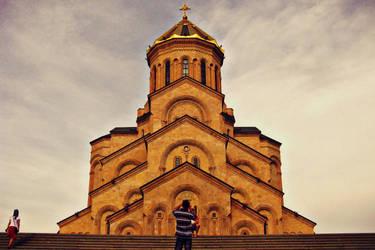 Georgia XII by Justynka