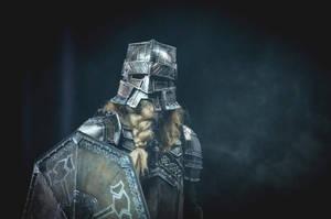 Dwarf Portrait by Quellart
