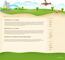 Nature vector theme by mediarays